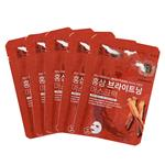 RED GINSENG BRIGHTENING MASK PACK 5PK