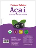 Acai berry powder 8 oz